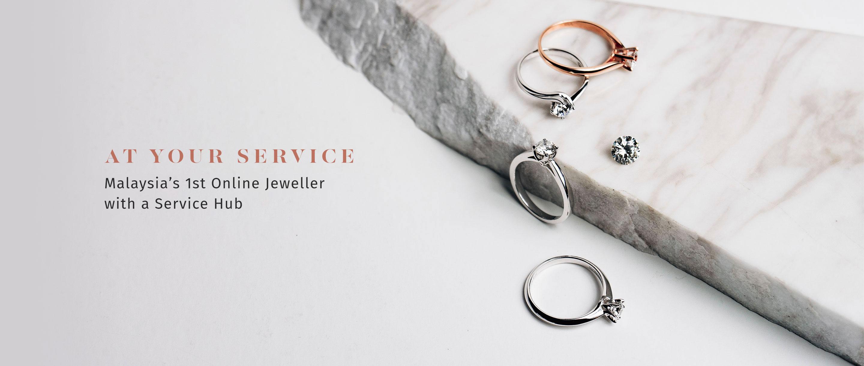 Service Hub - Tailored Jewel